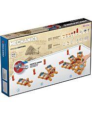 Geomag Mechanics: Leonardo da Vinci - Mágneses ágyú - 2. Kép
