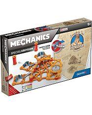 Geomag Mechanics: Leonardo da Vinci - Mágneses ágyú - 1. Kép