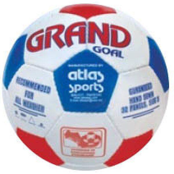 Grand Goal piros-kék focilabda - 1. Kép