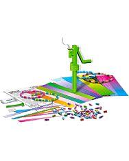 Green Creativity: Papír újrahasznosító gyöngykészítő készlet - 2. Kép
