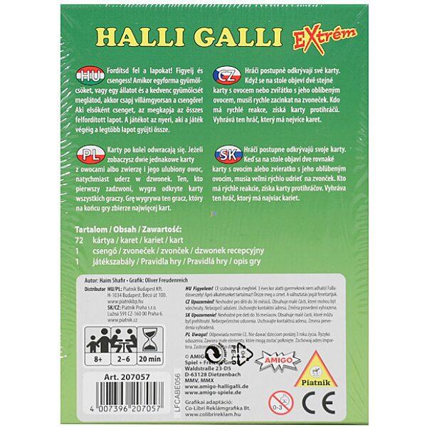 Halli Galli extrém társasjáték - 2. Kép