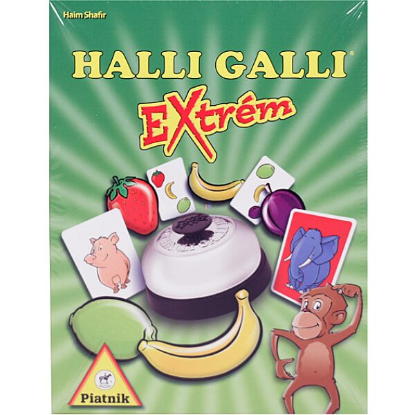 Halli Galli extrém társasjáték - 1. Kép