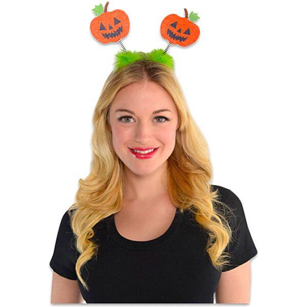 Halloween tök fejdísz - 1. Kép