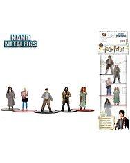Harry Potter: 5 darabos fém mini figura szett - Harry