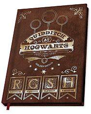 Harry Potter: Kviddics jegyzetfüzet - 1. Kép