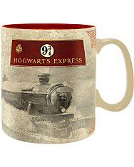 Harry Potter: Roxfort expressz bögre - 460 ml - 1. Kép