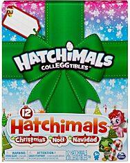 Hatchimals: Colleggtibles Adventi naptár 12 db meglepetésfigurával - 1. Kép
