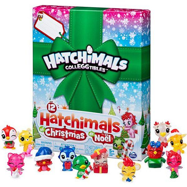 Hatchimals: Colleggtibles Adventi naptár 12 db meglepetésfigurával - 3. Kép