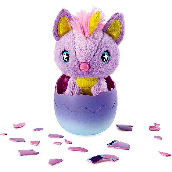 Hatchimals: Hatchtopia Life csillámos meglepetés tojás - 2. Kép