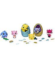 Hatchimals : Sellő varázslat 5 darabos meglepetés figura - 2. Kép