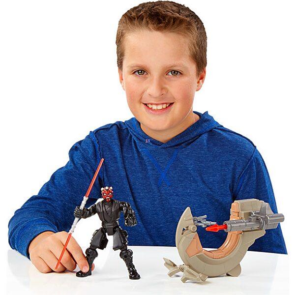 Hero Mashers: Star Wars Sith Speeder és Darth Maul - 2. Kép