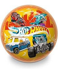 Hot Wheels autó mintás labda - 23 cm - 1. Kép