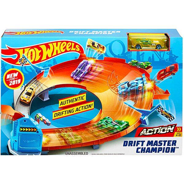 Hot Wheels: Drift Master bajnokság pályaszett - 2. Kép