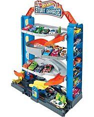Hot Wheels: Emeletes garázs szett - 2. Kép