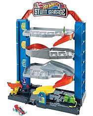 Hot Wheels: Emeletes garázs szett - 1. Kép
