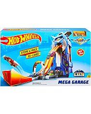 Hot Wheels: Mega garázs játékszett - 2. Kép
