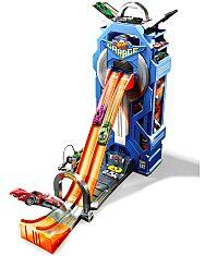 Hot Wheels: Mega garázs játékszett - 1. Kép