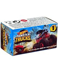 Hot Wheels Monster Trucks: zsákbamacska kisautó - 1. Kép