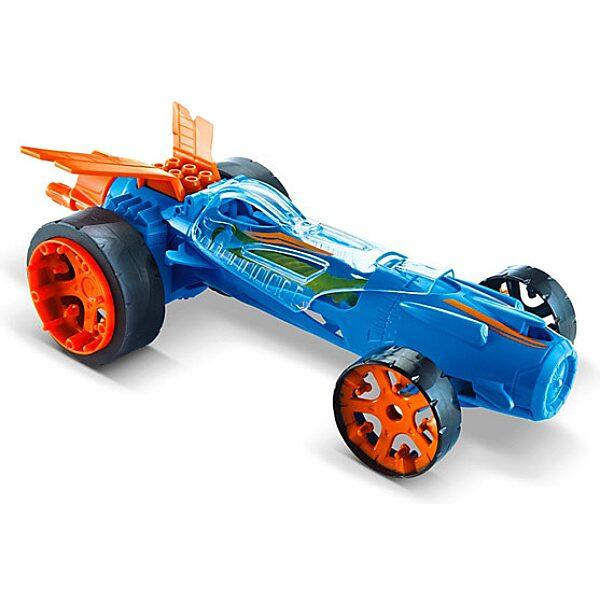 Hot Wheels Speed Winders: Torque Twister autó - kék-narancssárga