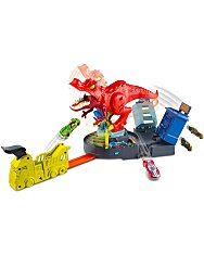 Hot Wheels: T-Rex zúzó pályaszett - 2. Kép