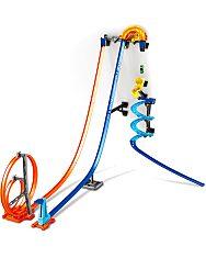 Hot Wheels: Track Builder függőleges szuperpálya - 2. Kép
