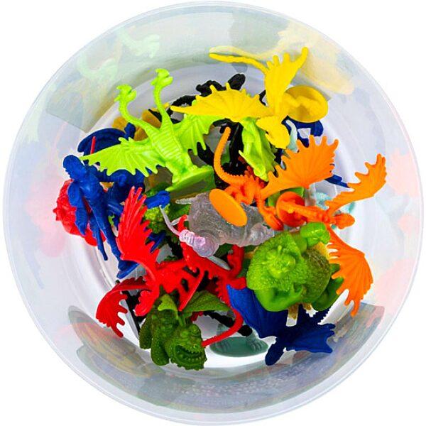 Így neveld a sárkányodat: 25 darabos figurák vödörben - 3. Kép