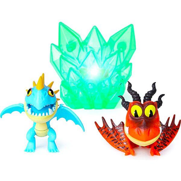 Így neveld a sárkányodat 3: Viharbogár és Kampó figura - 1. Kép