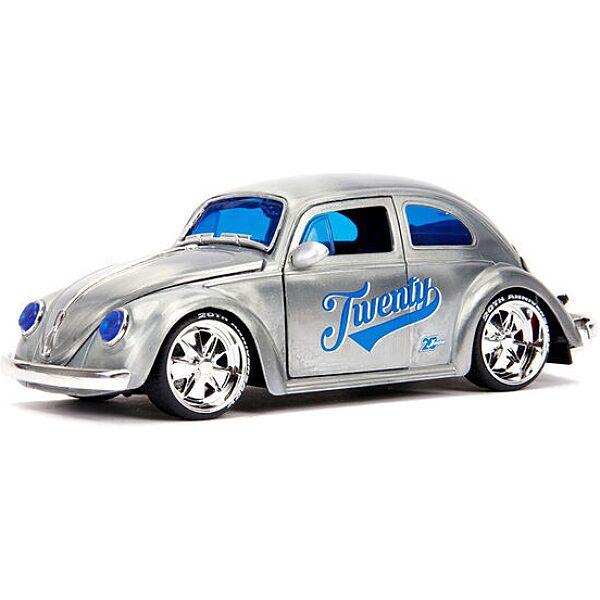 Jada Toys: 20 évforduló - 1959 Volkswagen Beetle fém autómodell 1:24 - 1. Kép