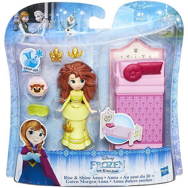 Jégvarázs: Kis Királyság - Anna ággyal - 1. Kép