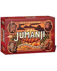 Jumanji fadobozos társasjáték - 1. Kép