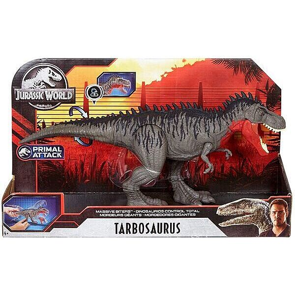 Jurassic World: Tarbosaurus - 1. Kép