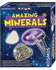 Kosmos: Amazing Minerals - Csodálatos ásványok kísérletező készlet - 1. Kép