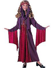 Középkori hercegnő jelmez - kicsi méret - 1. Kép