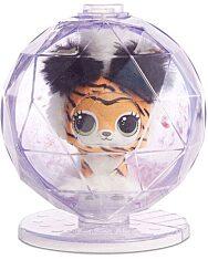 L.O.L Surprise: Fluffy Pets téli meglepetés állatkák diszkó gömbben - 3. Kép