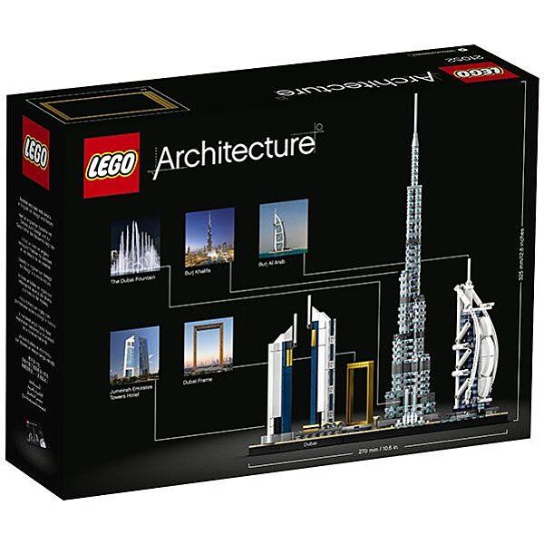 LEGO Architecture: Dubai 21052 - 3. Kép