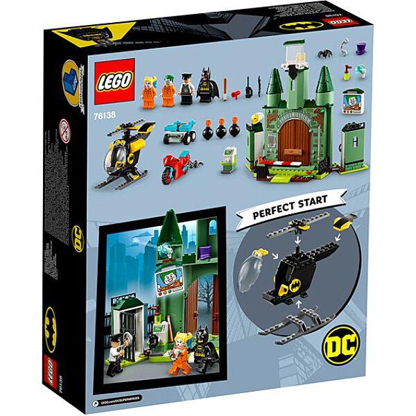 LEGO Batman: Batman és Joker szökése 76138 - 3. Kép