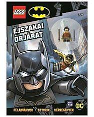 LEGO Batman - Éjszakai őrjárat - Ajándék Robin minifigura! - Feladványok - Sztorik - Képregények - 1. Kép