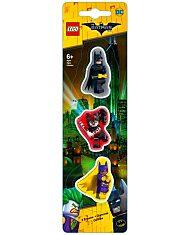 LEGO Batman Movie: 3 darabos radír készlet - többféle - 2. Kép