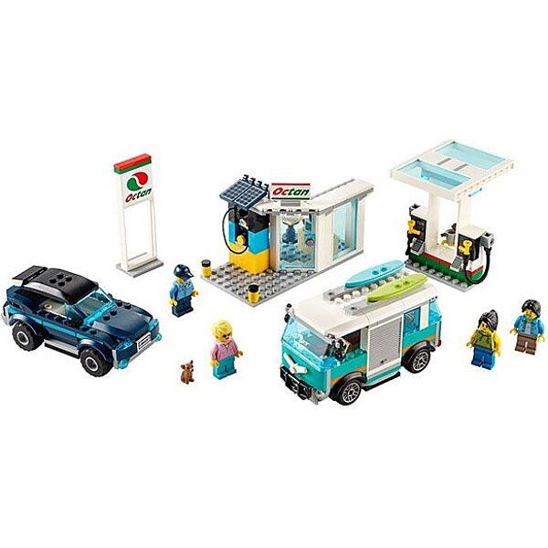 LEGO City: Benzinkút 60257 - 2. Kép