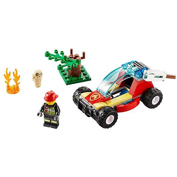 LEGO City: Erdőtűz 60247 - 2. Kép