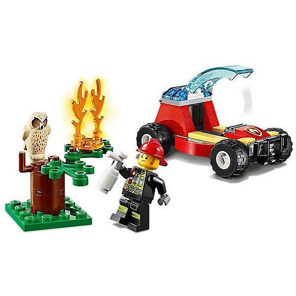 LEGO City: Erdőtűz 60247 - 3. Kép