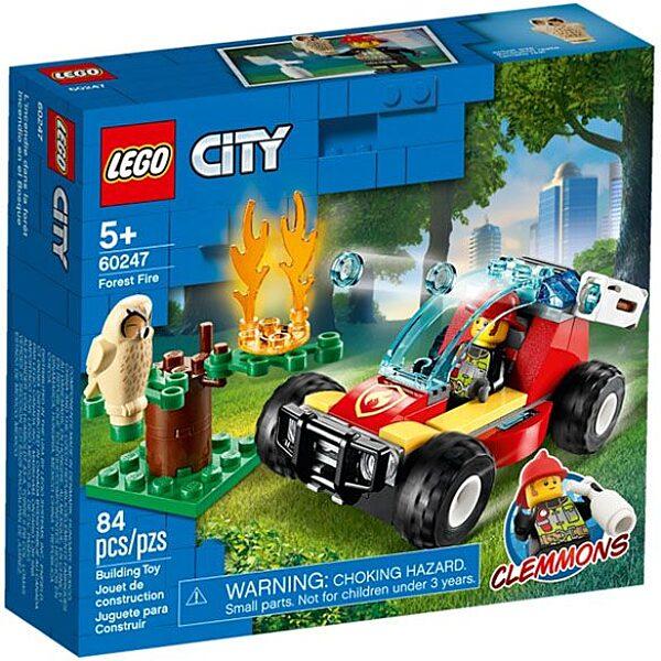 LEGO City: Erdőtűz 60247 - 1. Kép