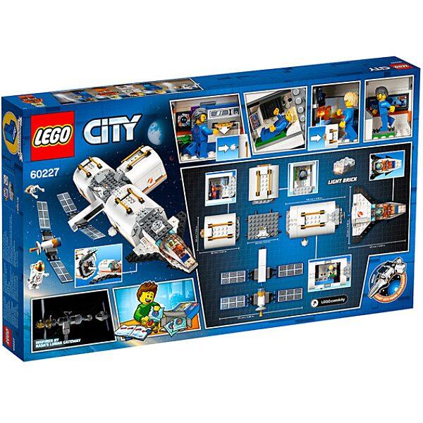 LEGO City: Hold-űrállomás 60227 - 3. Kép