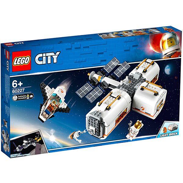 LEGO City: Hold-űrállomás 60227 - 1. Kép