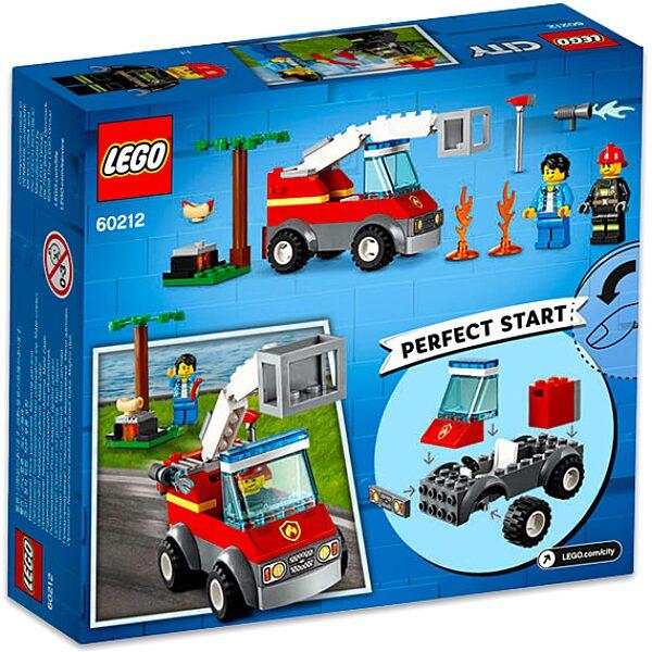 LEGO City: Kiégett grill 60212 - 3. Kép