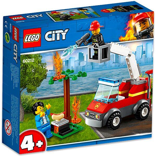 LEGO City: Kiégett grill 60212 - 1. Kép