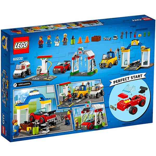LEGO City: Központi garázs 60232 - 3. Kép