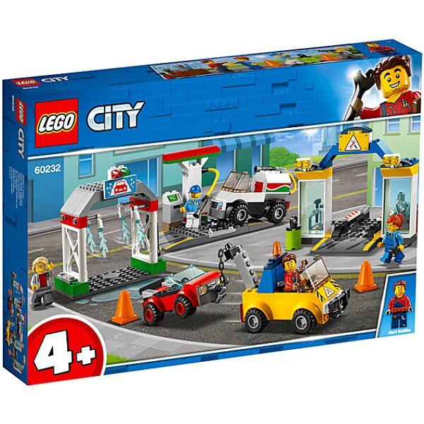 LEGO City: Központi garázs 60232 - 1. Kép