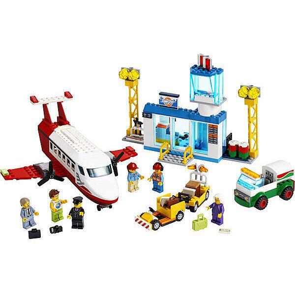 LEGO City: Központi Repülőtér 60261 - 2. Kép