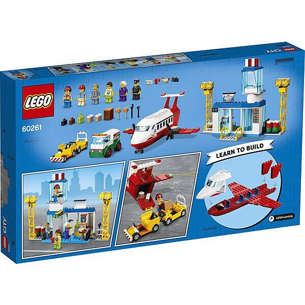 LEGO City: Központi Repülőtér 60261 - 3. Kép